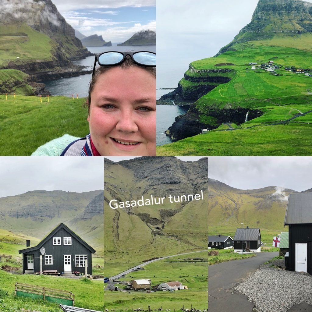 A selection of photographs taken in Gásadalur 📷 by Nocruisecontrol