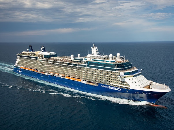 The comeback continues!Celebrity Equinox is Fleet's Eighth Ship in Eight Weeks to Begin Sailing, Bringing Guests Long-Awaited Holiday Experiences Once Again!
